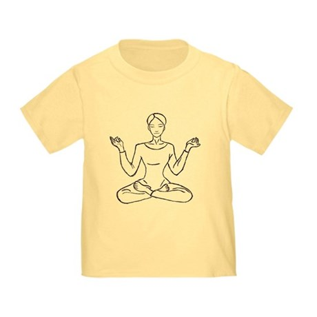 yoga class Toddler T-Shirt