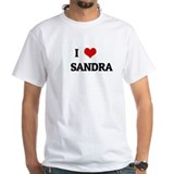 I Love SANDRA Shirt
