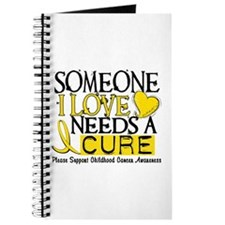 Needs A Cure CHILDHOOD CANCER Journal