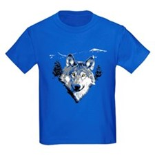 The Mighty Grey Wolf T