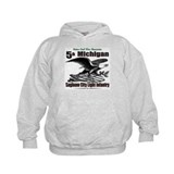 5th Michigan Reenactor Hoodie