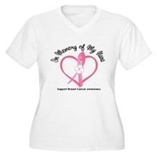 BreastCancerMemoryNana T-Shirt