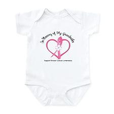 BreastCancerGrandmother Infant Bodysuit