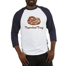 Copperhead crazy snake Baseball Jersey