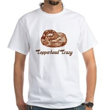 Copperhead crazy snake Shirt
