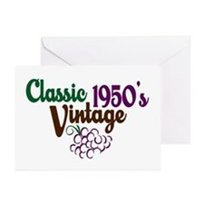 Vintage 1960's Birthday Greeting Cards (Pk of 20)