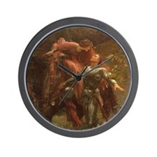 La Belle Dame sans Merci Wall Clock