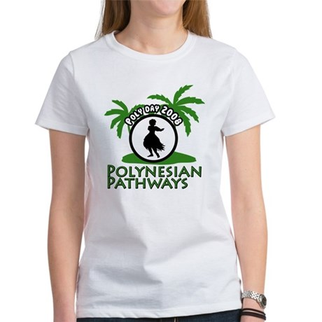 Polynesian Pathways Poly Day Women's T-Shirt