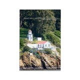 Goat Hill Treasure Island Lighthouse Gifts Magnets