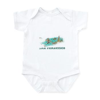 SF Fog_infant_bodysuit