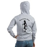 Domestic Diva Zip Hoody