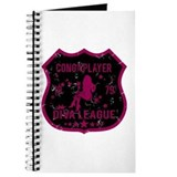 Conga Player Diva League Journal