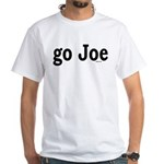 go Joe White T-Shirt