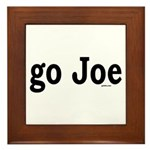 go Joe Framed Tile