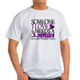 Needs A Cure FIBROMYALGIA T-Shirt