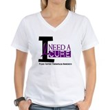 I Need A Cure FIBROMYALGIA Shirt