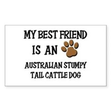 My best friend is an AUSTRALIAN STUMPY TAIL CATTLE