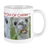 Out of Coffee? Mug