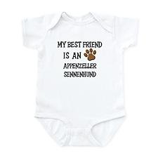 My best friend is an APPENZELLER SENNENHUND Infant