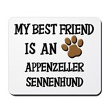 My best friend is an APPENZELLER SENNENHUND Mousep