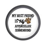 My best friend is an APPENZELLER SENNENHUND Wall C