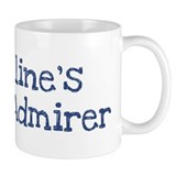 Jackelines secret admirer Small Mug