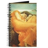 Leighton Flaming June Journal