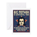 Big Mother 1 Greeting Cards (Pk of 10)