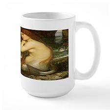 Mermaid by JW Waterhouse Mug