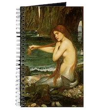 Mermaid by JW Waterhouse Journal