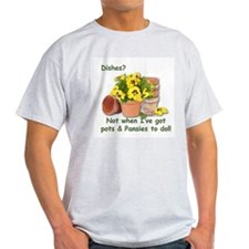 Pots & Pansies T-Shirt