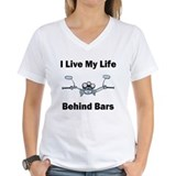 I Live My Life Behind Bars Shirt