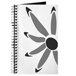 Groovy Graphic Bloom Journal