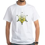 Douglas Sheriff White T-Shirt