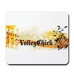 VolleyChick Angie Mousepad