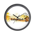 VolleyChick Angie Wall Clock