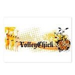 VolleyChick Angie Postcards (Package of 8)