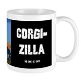 Corgi-zilla Coffee Mug