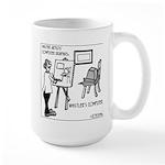 Whistler's Computer Large Mug