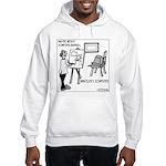 Whistler's Computer Hooded Sweatshirt