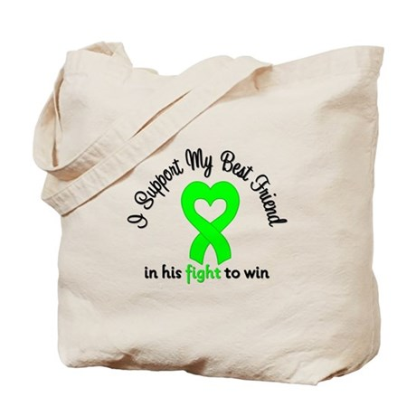 Lymphoma BF (Male) Tote Bag