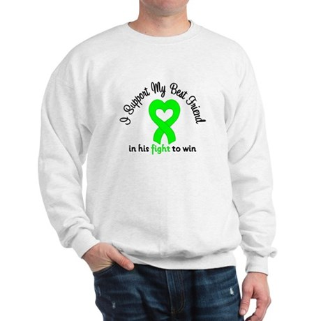 Lymphoma BF (Male) Sweatshirt
