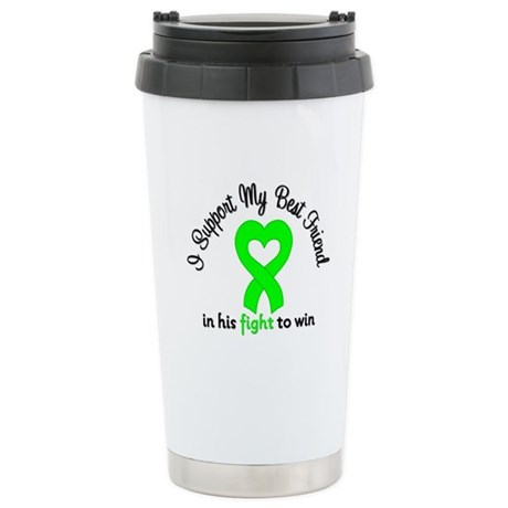 Lymphoma BF (Male) Ceramic Travel Mug