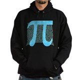 Celebrate PI DAY March 14 Hoody