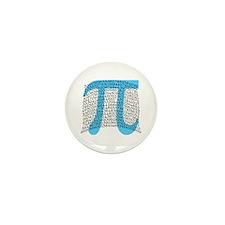 Celebrate PI DAY March 14 Mini Button (100 pack)