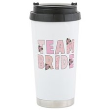 Team Bride Ceramic Travel Mug