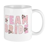 Team Bride Small Mug