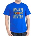 Walleye Hunter Dark T-Shirt