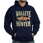 Walleye Hunter Hoodie (dark)