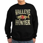 Walleye Hunter Sweatshirt (dark)